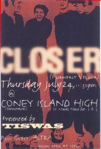 Closer-1998