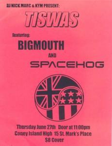 Spacehog-Bigmouth